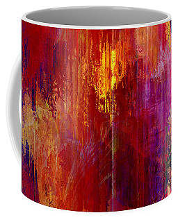 Transition - Abstract Art Coffee Mug