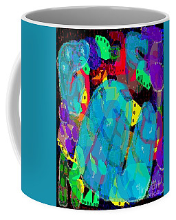 Transparencies Coffee Mug