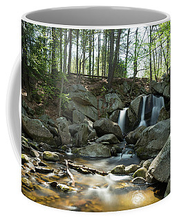 Coffee Mug featuring the photograph Trap Falls Spring 1 by Brian Hale