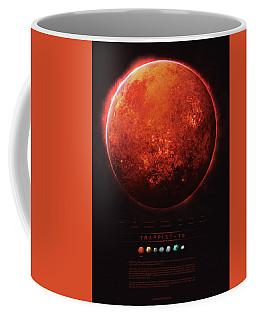 Trappist-1b Coffee Mug