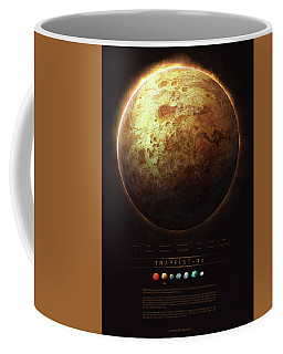 Trappist-1c Coffee Mug