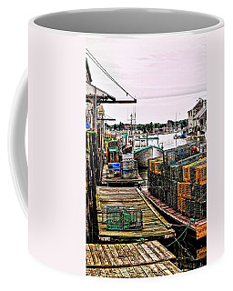 Traps Portland Maine Coffee Mug