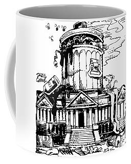 Trash Congress Coffee Mug