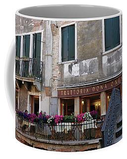 Trattoria Dona Onesta In Venice, Italy Coffee Mug