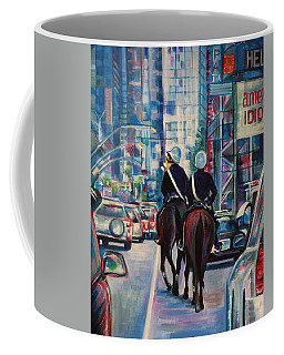 Travel Notebook. New York. Third Day Coffee Mug