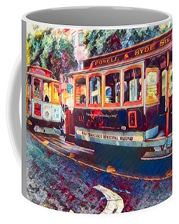 Travel San Fran Style Coffee Mug