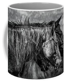 Coffee Mug featuring the photograph Travel Worn by Joan Davis