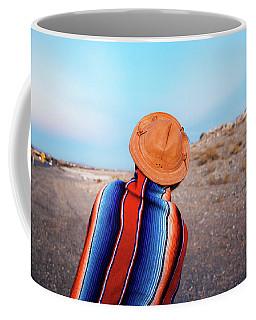 Traveler Coffee Mug by Evgeniya Lystsova