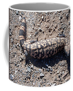 Traveler The Gila Monster Coffee Mug