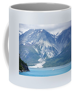 Traveling In Glacier Bay Coffee Mug