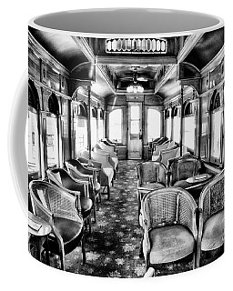 Coffee Mug featuring the photograph Traveling In Style by Paul W Faust - Impressions of Light