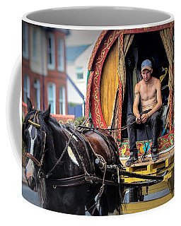 Traveller 1 Coffee Mug