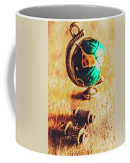 Travellers Globe Coffee Mug