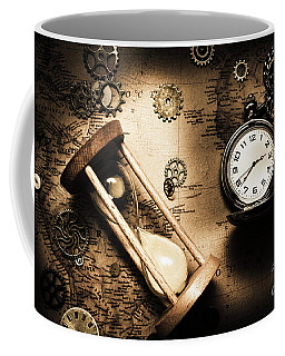 Travelling Old Worlds Coffee Mug