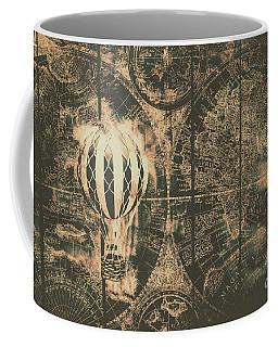 Travelling The Old World Coffee Mug