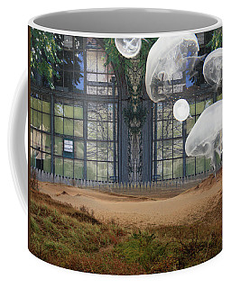 Travels With Jellyfish Coffee Mug
