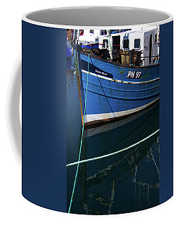 Trawler Stella Maris Plymouth Coffee Mug