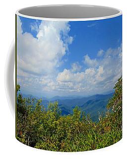 Tray Mountain Summit - South Coffee Mug