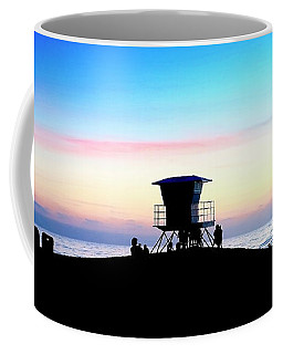Treasure Coast Florida Sunrise Seascape Paradise 447 Coffee Mug