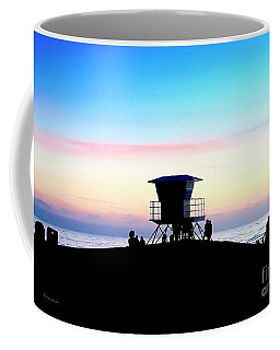 Treasure Coast Florida Sunrise Seascape Paradise 447c Coffee Mug