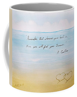 Treasure Coffee Mug by Edwin Alverio