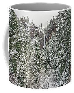 Treasure Falls Is One Of Colorado's Priceless Treasures.  Coffee Mug