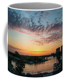 Treasure Island Sunrise Coffee Mug