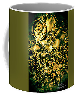 Treasures From Skull Island Coffee Mug