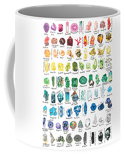 Treasures Of The Earth Coffee Mug