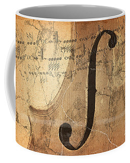 Treble Clef Coffee Mug