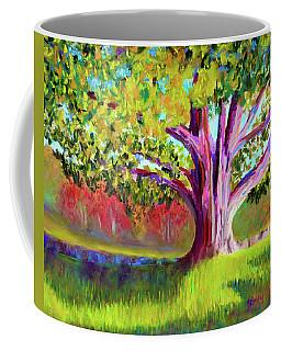 Tree At Hill-stead Museum Coffee Mug