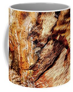 Tree Bark Series  - Patterns #2 Coffee Mug by Lexa Harpell