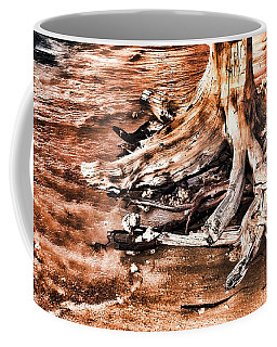 Tree By The Ocean 1 Coffee Mug