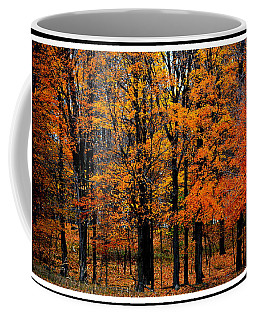 Tree Confetti Coffee Mug