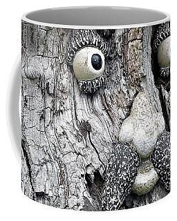 Tree Face Coffee Mug