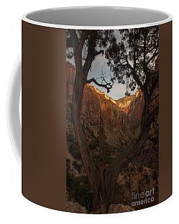 Tree Heart Coffee Mug