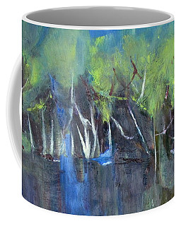 Tree Imagery Coffee Mug