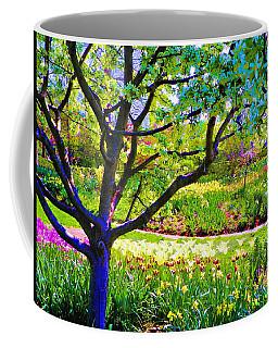 Tree In Spring Coffee Mug