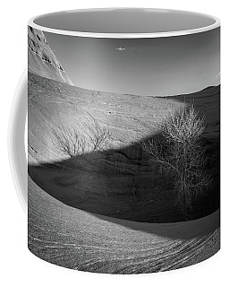 Coffee Mug featuring the photograph Tree In The Rock by James Udall