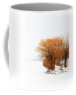 Tree In The Winter Coffee Mug