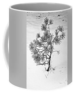 Tree In Winter Coffee Mug
