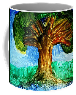 Tree Island  Coffee Mug