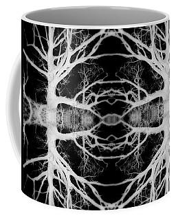 Tree Kaleidescope  Coffee Mug