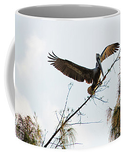 Tree Landing Coffee Mug