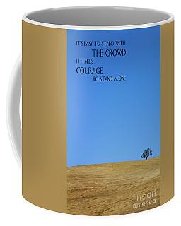 Tree Of Courage Coffee Mug