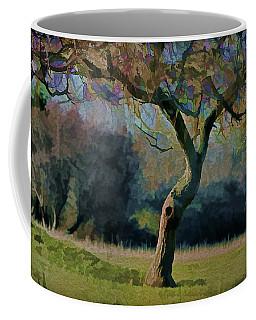 Tree Of Glass Coffee Mug