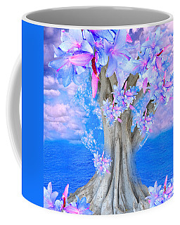 Tree Of Hope Coffee Mug