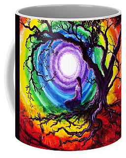 Tree Of Life Meditation Coffee Mug