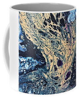 Coffee Mug featuring the painting Tree Of Life by Robbie Masso