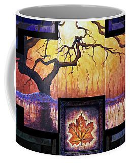 Tree Of Life The Giver Coffee Mug